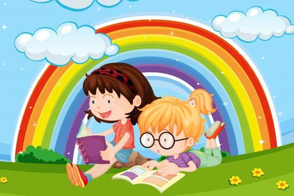 阅读和背诵是学好语文的关键