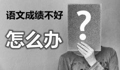 高中语文成绩不好怎么办_如何提高语文成绩?